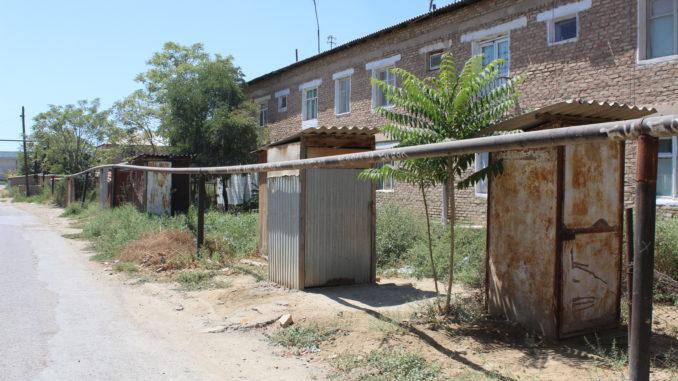 Түркістан облысындағы «туалеттер парады»!