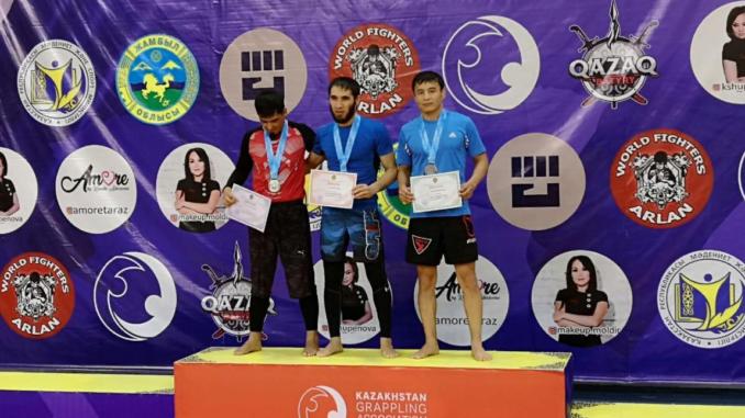 Түркістандық спортшылар жыл басынан бері 6 жүзден астам медаль алды